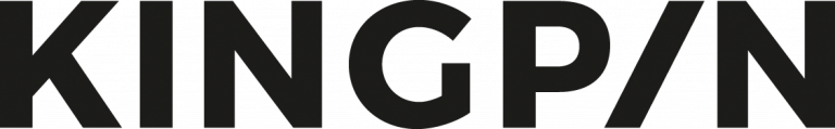 Kingpin Logo Black