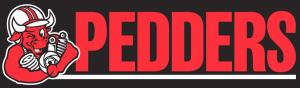 Pedders NEW logo