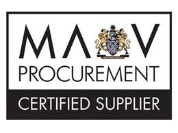 MAV certified supplier