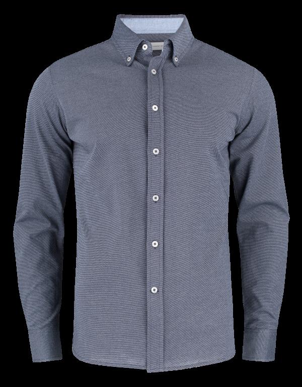 Burlingham Shirt Navy