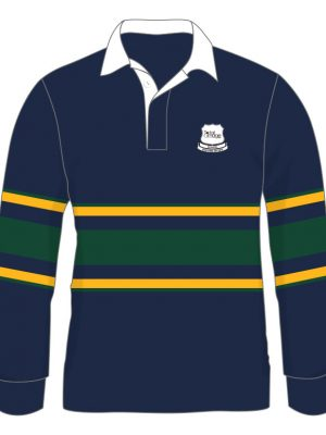 Rugby Jersey Balmoral Design