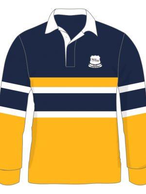 Rugby Jersey Bronte Design