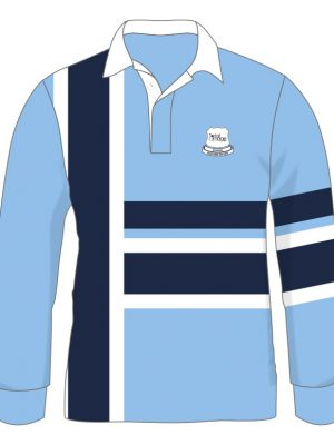 Rugby Jersey Manly Design