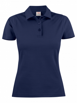 Surf Lady Polo Navy