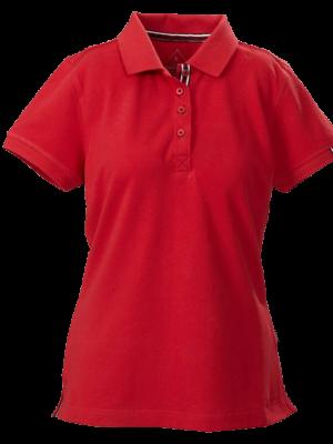 Avon Female Polo Red
