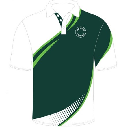 School Leavers Polos design options style one