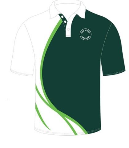School Leavers Polos design options style three