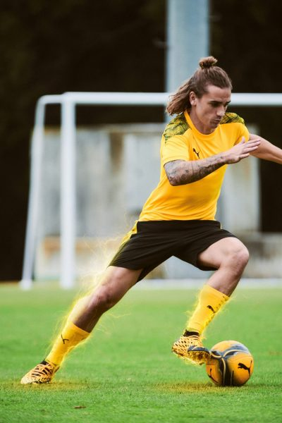 Puma Soccer dribble