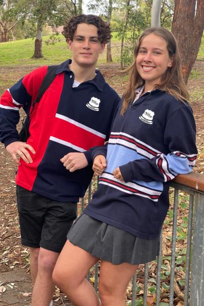 School Leavers Rugby Jersey