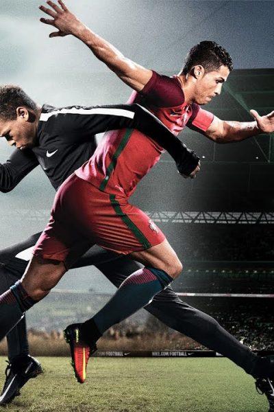 Nike 2 players soccer