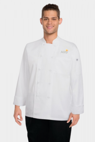 Chef and Kitchen
